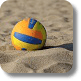Logo Beach volleybal 2