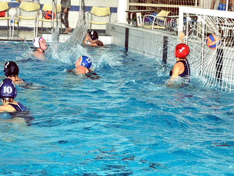 12 waterpolodames